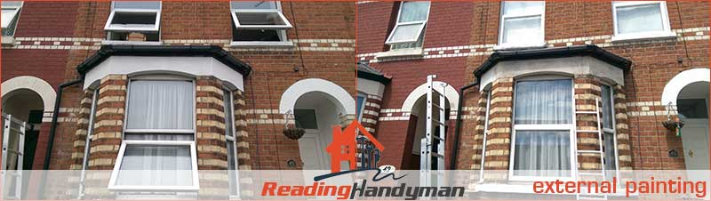 external painting service