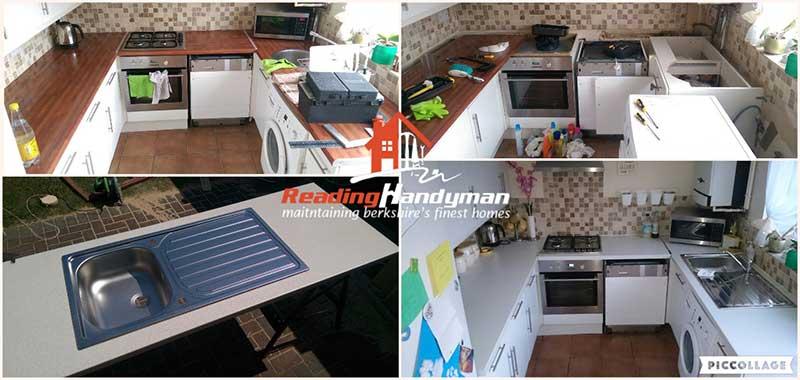 kitchen installer in reading