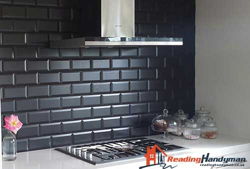 kitchen tiling splashback