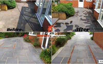 Patio And Driveway washing in Caversham, Reading