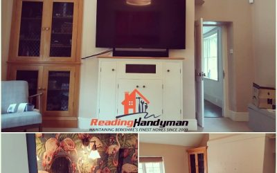 TV mounting in Kidmore End