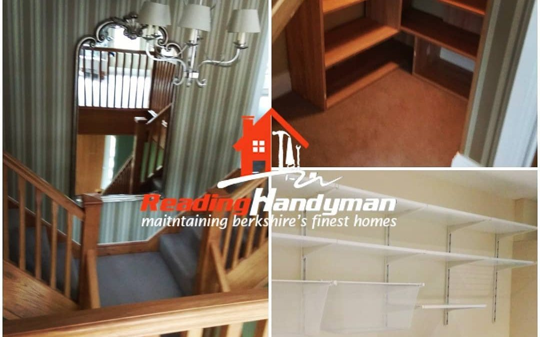 Handyman services in Ascot