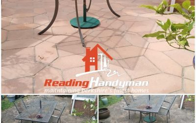 Patio Cleaning in Caversham, Reading
