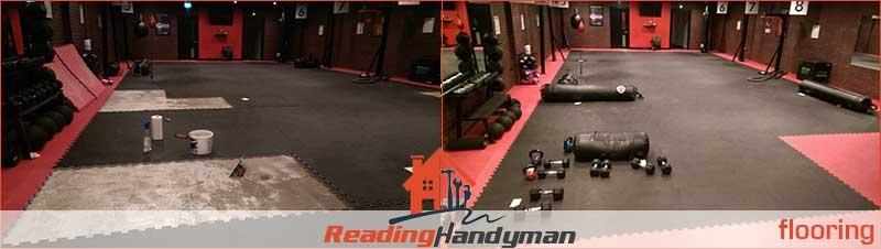 flooring specialists reading