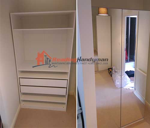 Handyman's tips to assembling flat pack furniture