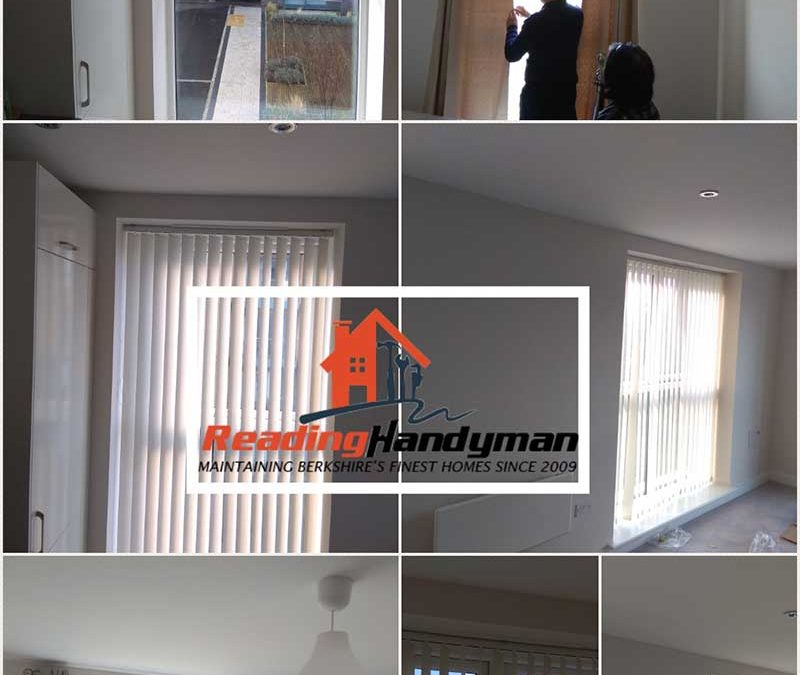 Curtains And Blinds Installation In Kennet Island Reading