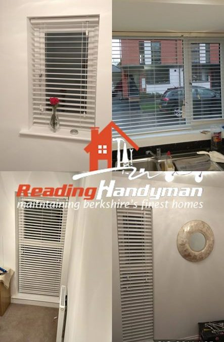 Blinds Fitting In Reading Blinds Installation