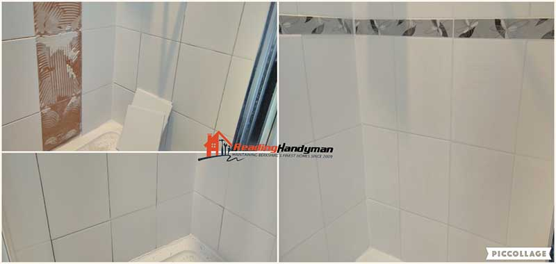 tile re-grouting in west reading