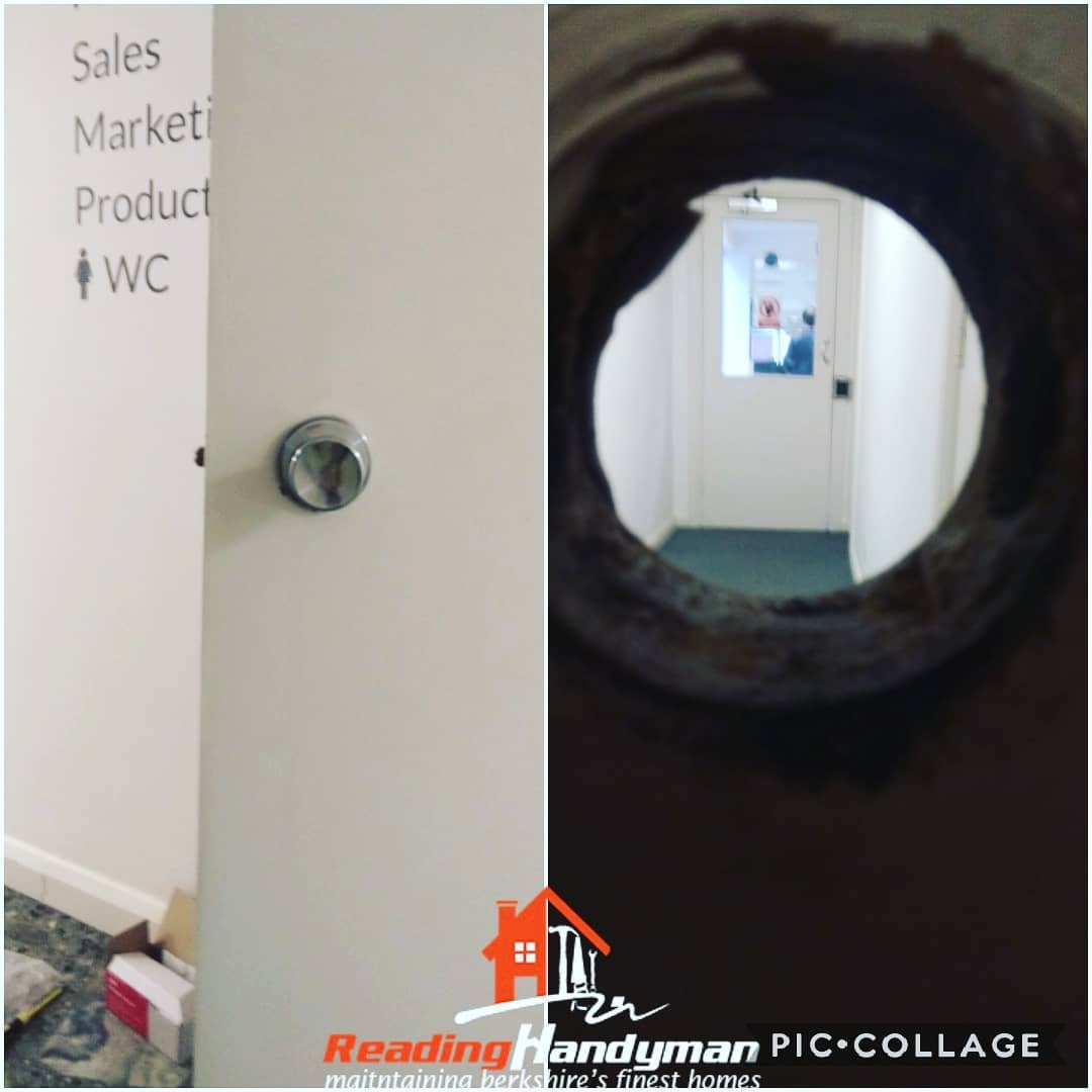 Office Lock Replacement