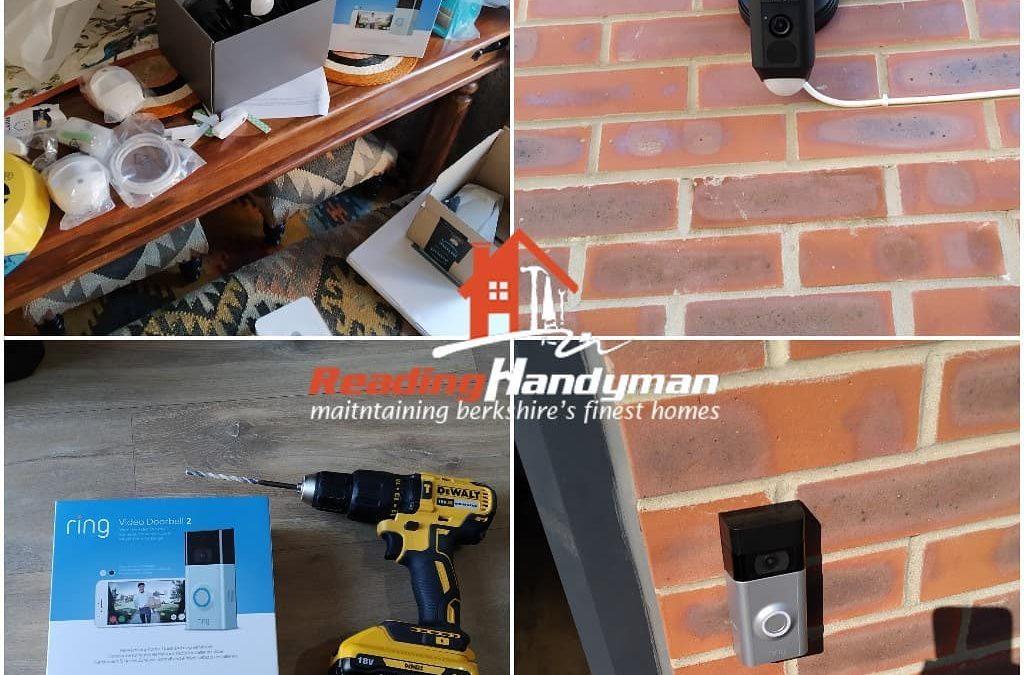 Alarm and Camera Installation in Reading