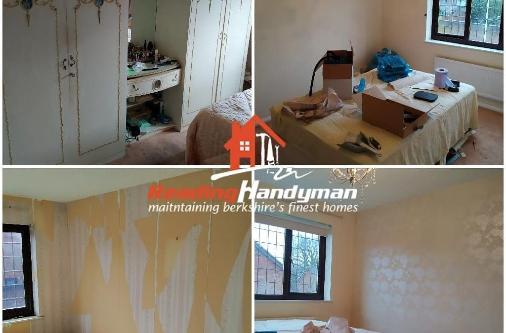 Painting and decorating job in Lower Early , Reading