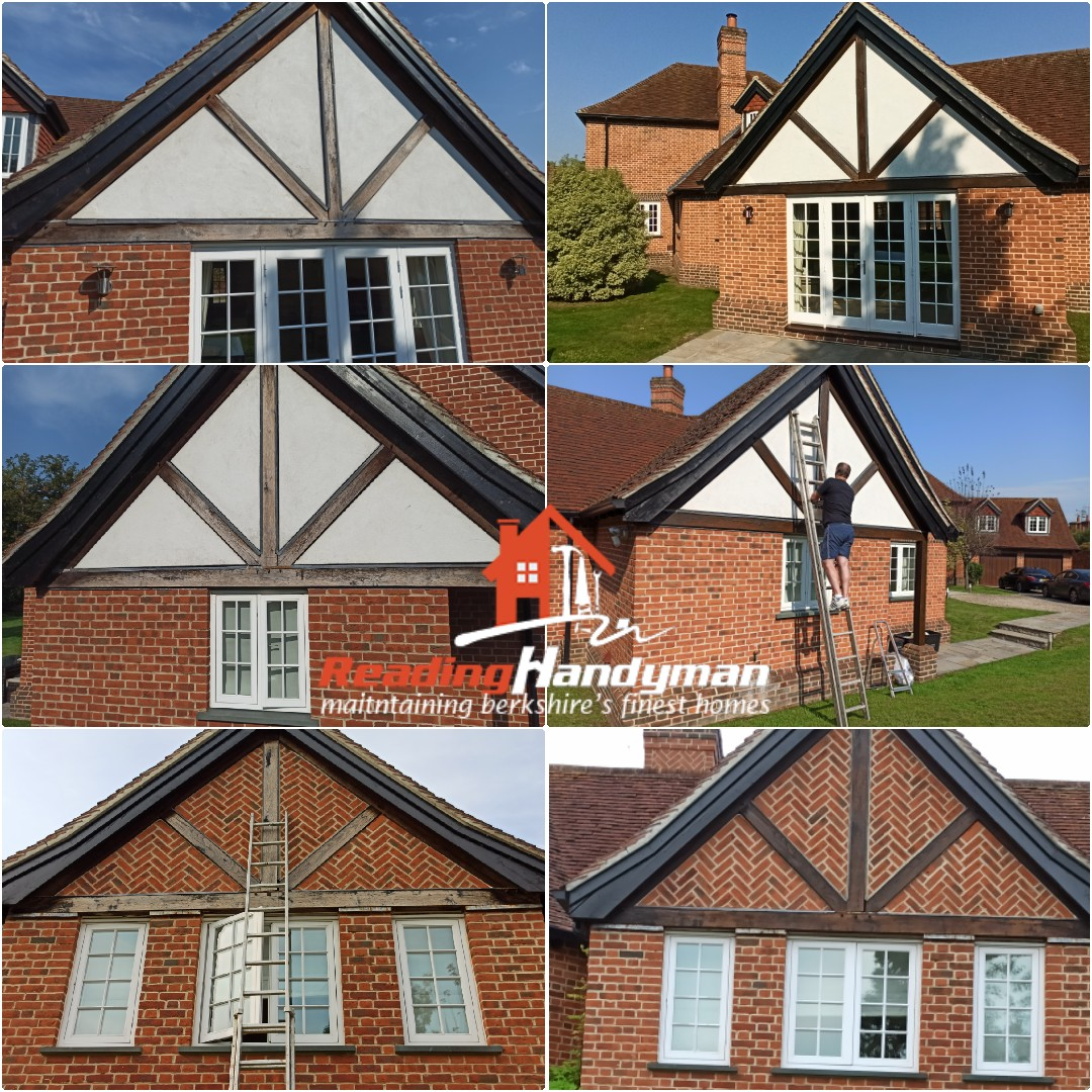 External Painting Job In Sonning