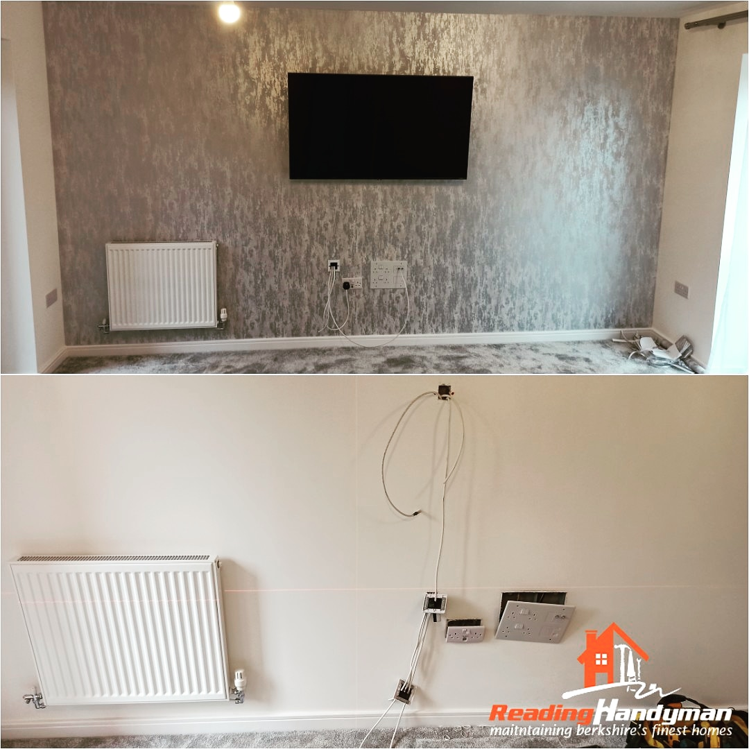 Wallpapering in Reading