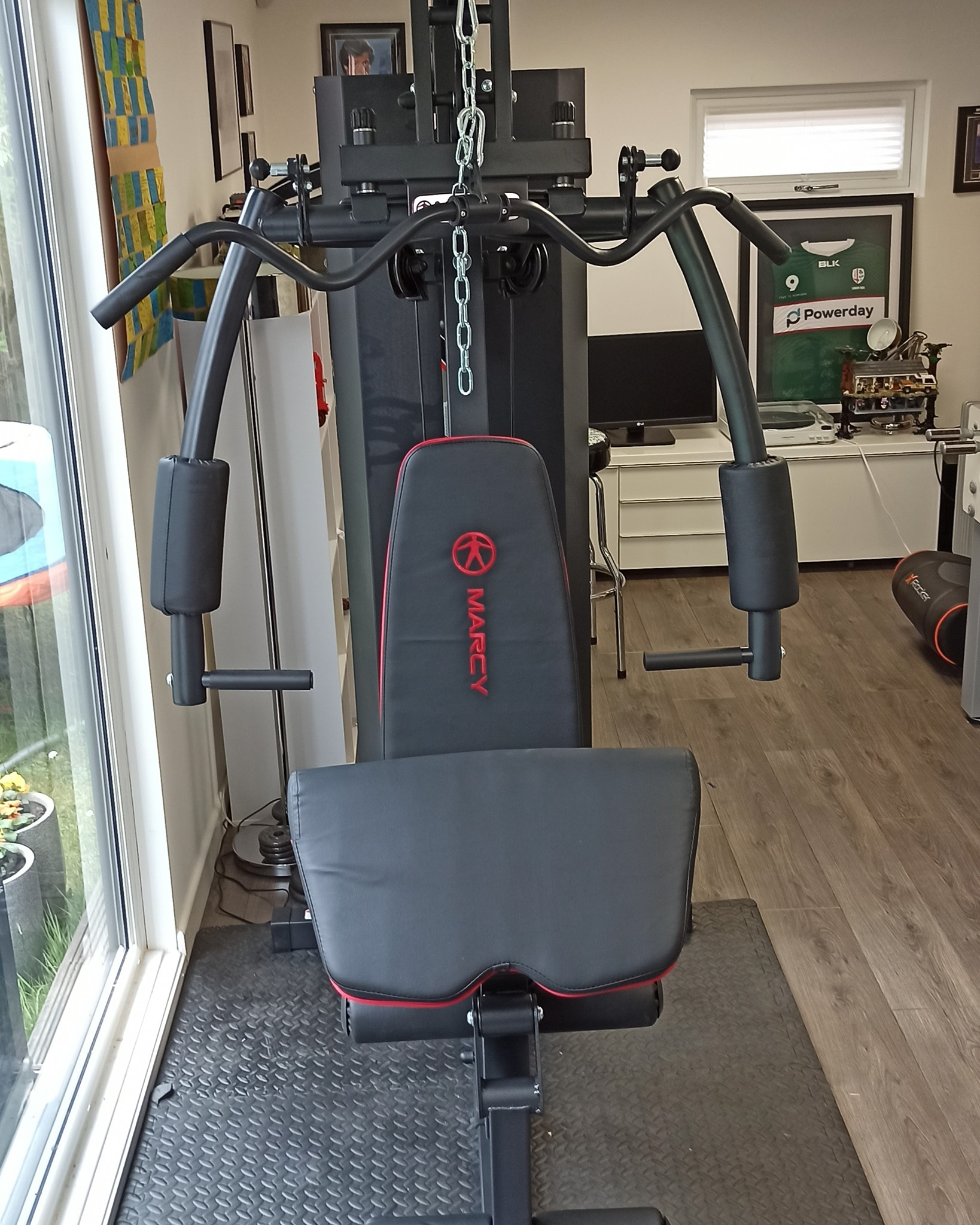 Marcy MKM 81010 Home Multi Gym assembly