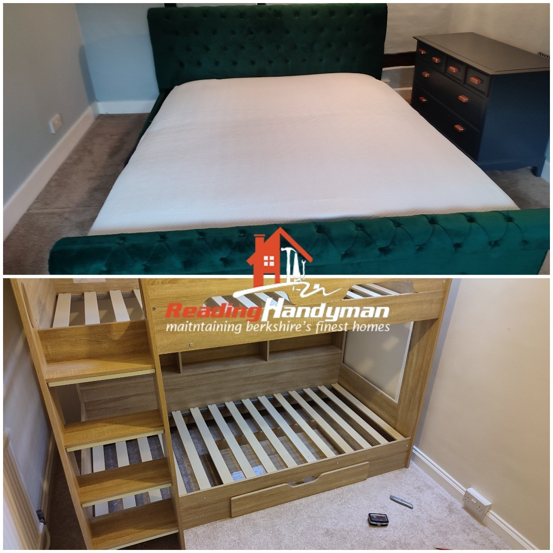 Flatpack Furniture Assembled in Eversley